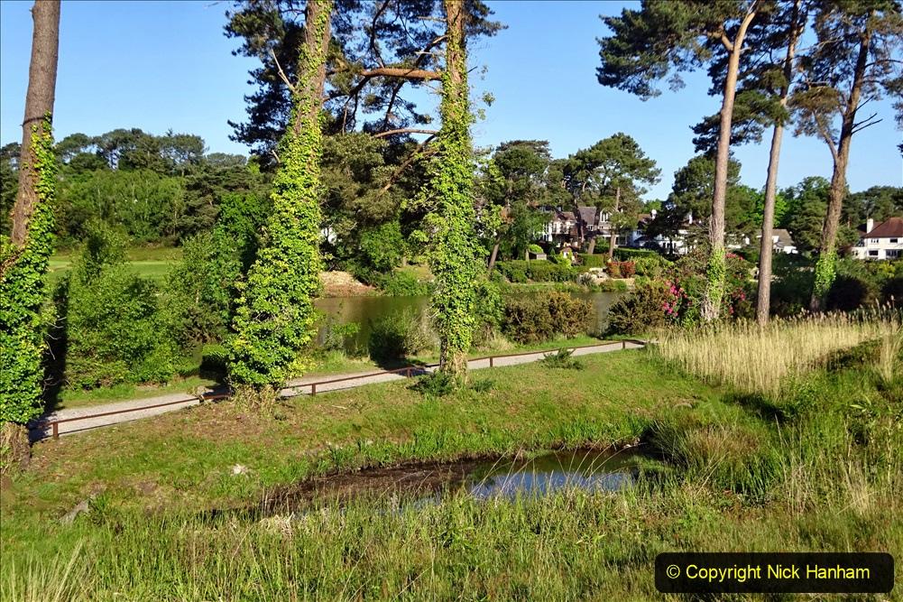 2020-05-06 Covid 19 Walk Parkstone Golf Club second time.  (33) 033