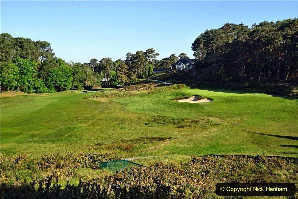 2020-05-06 Covid 19 Walk Parkstone Golf Club second time.  (41) 041