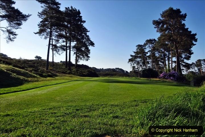2020-05-06 Covid 19 Walk Parkstone Golf Club second time.  (14) 014