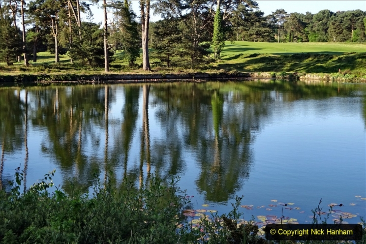 2020-05-06 Covid 19 Walk Parkstone Golf Club second time.  (18) 018