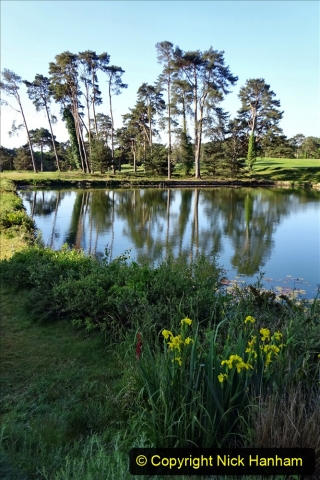2020-05-06 Covid 19 Walk Parkstone Golf Club second time.  (19) 019
