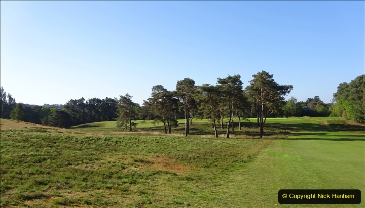 2020-05-06 Covid 19 Walk Parkstone Golf Club second time.  (22) 022