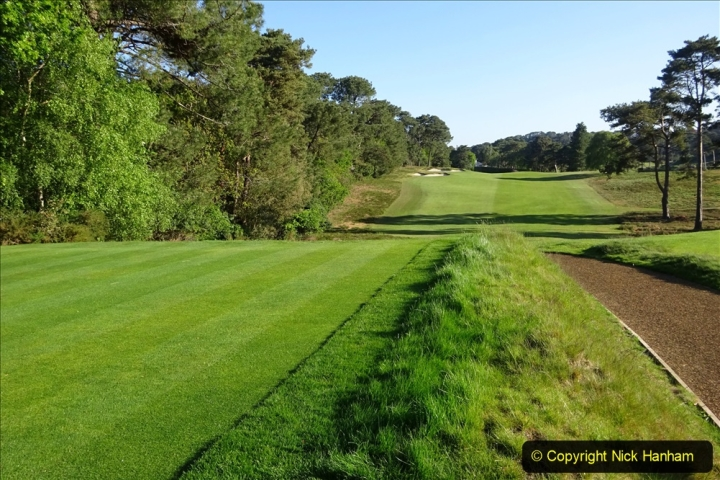 2020-05-06 Covid 19 Walk Parkstone Golf Club second time.  (23) 023