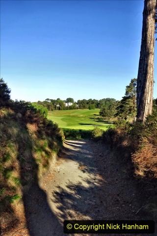 2020-05-06 Covid 19 Walk Parkstone Golf Club second time.  (28) 028