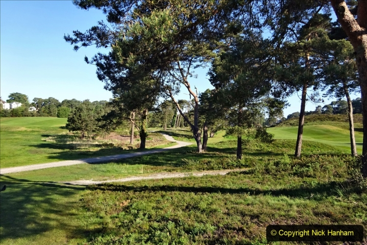 2020-05-06 Covid 19 Walk Parkstone Golf Club second time.  (29) 029