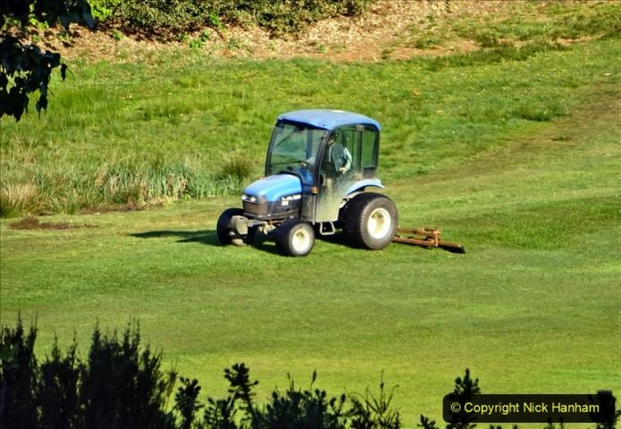 2020-05-06 Covid 19 Walk Parkstone Golf Club second time.  (38) 038