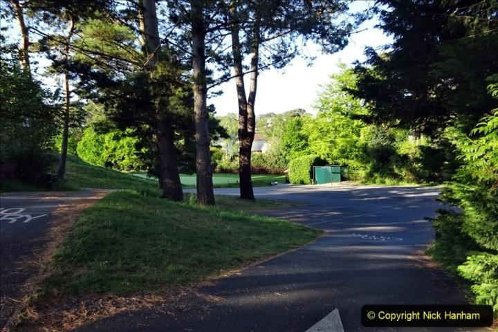 2020-05-06 Covid 19 Walk Parkstone Golf Club second time.  (9) 009