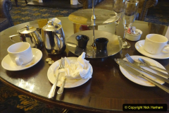 2020-11-04 Afternoon Tea at The Norfolk Royal in Bournemouth before lockdown 2. (33) 033
