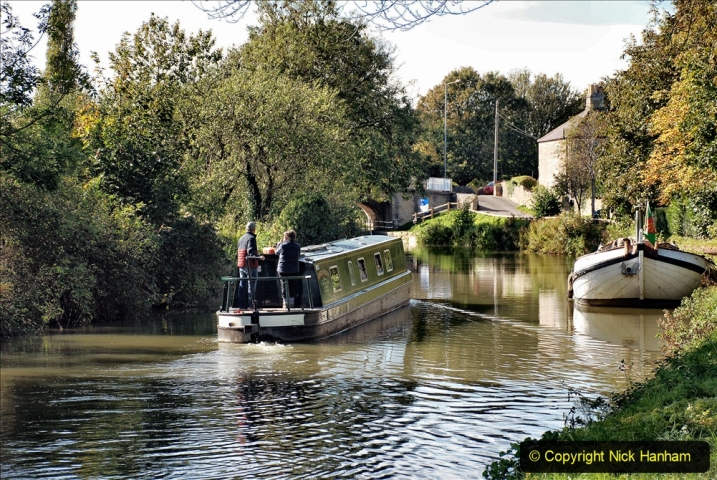 2020-10-01 Covid 19 Visit to The Kennet & Avon Canal in the Bradford on Avon area, Wiltshire. (205) 205