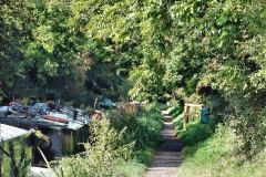 2020-10-01 Covid 19 Visit to The Kennet & Avon Canal in the Bradford on Avon area, Wiltshire. (19) 019