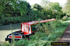 2020-10-01 Covid 19 Visit to The Kennet & Avon Canal in the Bradford on Avon area, Wiltshire. (22) 022