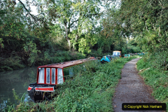 2020-10-01 Covid 19 Visit to The Kennet & Avon Canal in the Bradford on Avon area, Wiltshire. (25) 025
