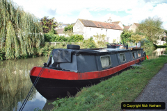 2020-10-01 Covid 19 Visit to The Kennet & Avon Canal in the Bradford on Avon area, Wiltshire. (46) 046