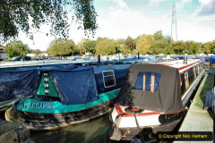 2020-10-01 Covid 19 Visit to The Kennet & Avon Canal in the Bradford on Avon area, Wiltshire. (5) 005
