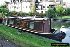 2020-10-01 Covid 19 Visit to The Kennet & Avon Canal in the Bradford on Avon area, Wiltshire. (50) 050