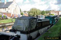 2020-10-01 Covid 19 Visit to The Kennet & Avon Canal in the Bradford on Avon area, Wiltshire. (52) 052