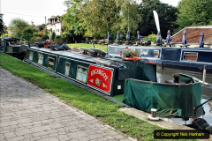 2020-10-01 Covid 19 Visit to The Kennet & Avon Canal in the Bradford on Avon area, Wiltshire. (54) 054
