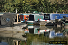 2020-10-01 Covid 19 Visit to The Kennet & Avon Canal in the Bradford on Avon area, Wiltshire. (6) 006