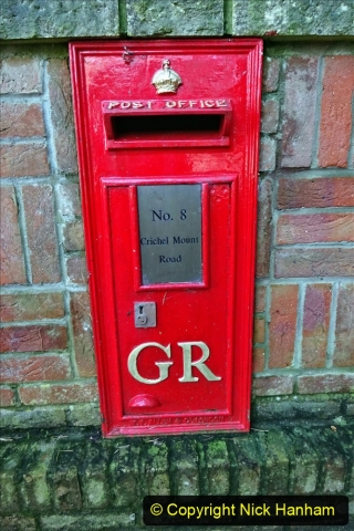 2020-01-01 Private box in Critchel Mount Road, Poole, Dorset. 001