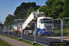 2020-09-17 Poole Park road work, Poole, Dorset. (1) 007