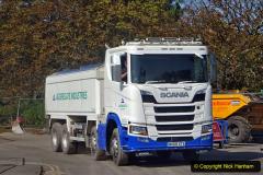 2020-09-17 Poole Park road work, Poole, Dorset. (7) 013
