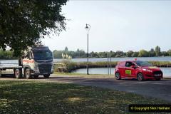 2020-09-17 Poole Park road work, Poole, Dorset. (9) 015