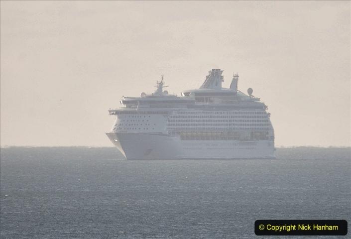 2020-09-26 Poole Bay. (13) Explorer of the Seas. 23