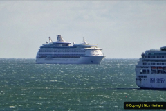 2020-09-25 Poole Bay. (3)  Explorer of the Seas. 3