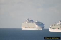 2020-09-26 Poole Bay. (5) Allure of the Seas. 15