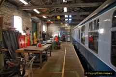 2020-09-25 Swanage & Norden. (12) In the Goods Shed. 012