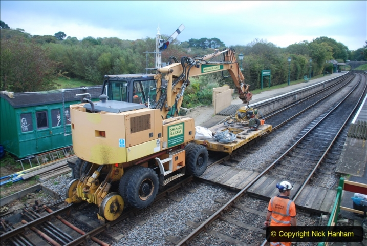2020-09-29 SR Stone Blowing and Trackside Clearance. (138) 138