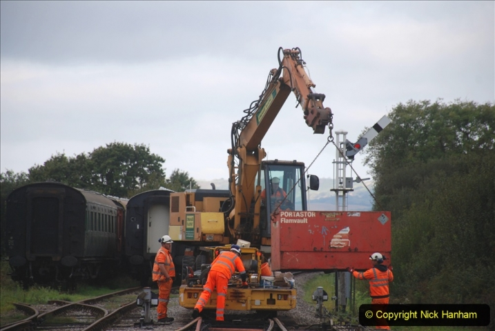 2020-09-29 SR Stone Blowing and Trackside Clearance. (157) 157