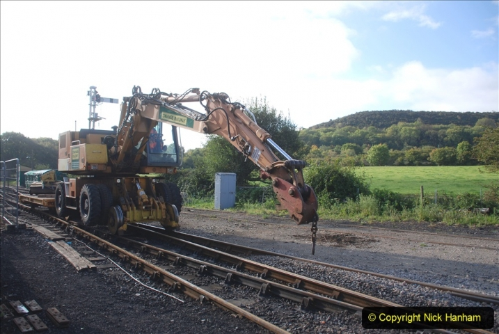 2020-09-29 SR Stone Blowing and Trackside Clearance. (165) 165