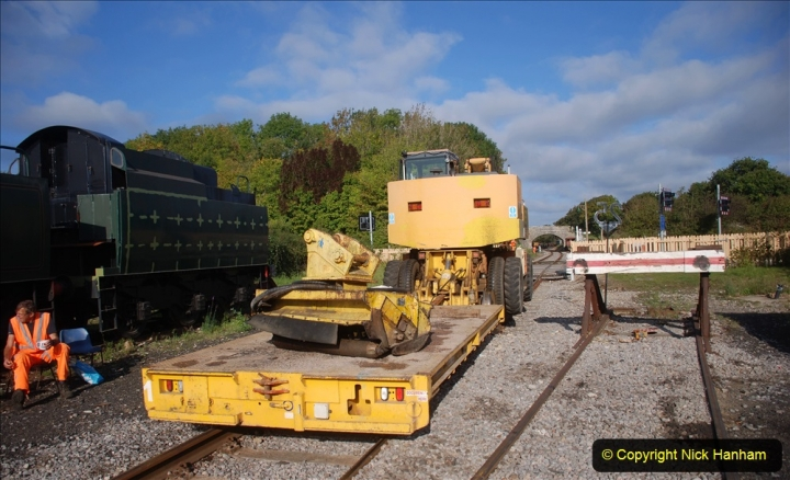 2020-09-29 SR Stone Blowing and Trackside Clearance. (166) 166