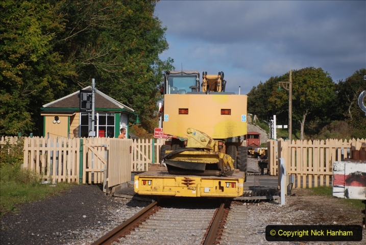 2020-09-29 SR Stone Blowing and Trackside Clearance. (167) 167