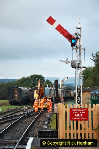 2020-09-29 SR Stone Blowing and Trackside Clearance. (3) 003