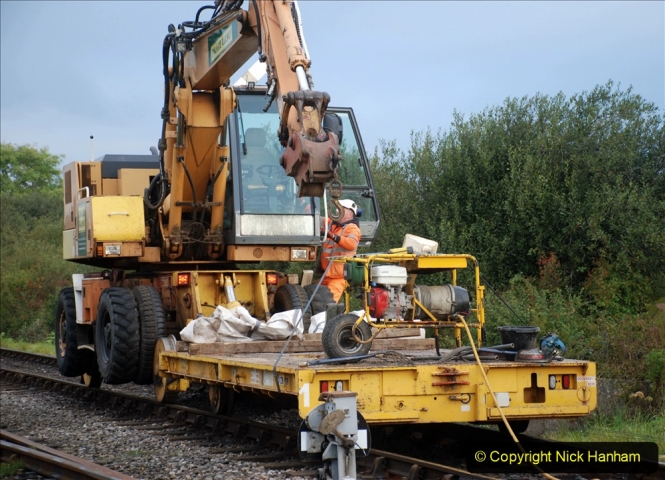2020-09-29 SR Stone Blowing and Trackside Clearance. (56) 056