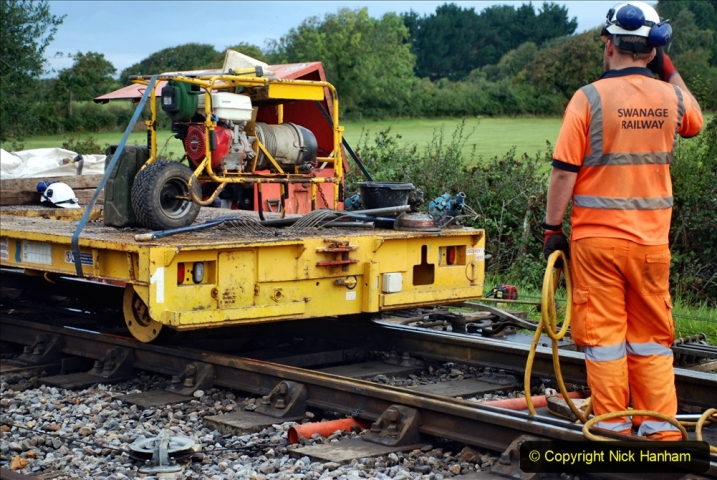 2020-09-29 SR Stone Blowing and Trackside Clearance. (59) 059