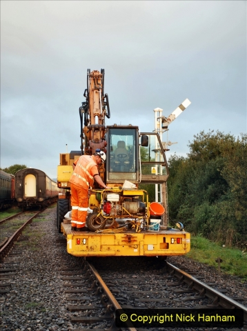2020-09-29 SR Stone Blowing and Trackside Clearance. (7) 007