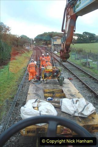 2020-09-29 SR Stone Blowing and Trackside Clearance. (91) 091