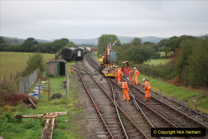2020-09-29 SR Stone Blowing and Trackside Clearance. (96) 096