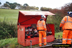 2020-09-29 SR Stone Blowing and Trackside Clearance. (11) 011