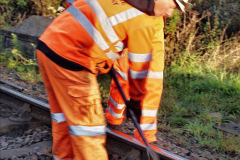 2020-09-29 SR Stone Blowing and Trackside Clearance. (20) 020