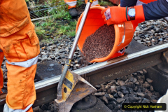 2020-09-29 SR Stone Blowing and Trackside Clearance. (39) 039