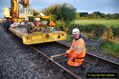 2020-09-29 SR Stone Blowing and Trackside Clearance. (9) 009