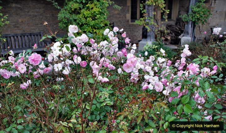 2020-09-30 Covid 19 Visit to Great Chalfield Manor & Gardens, Wiltshire. (92) 092