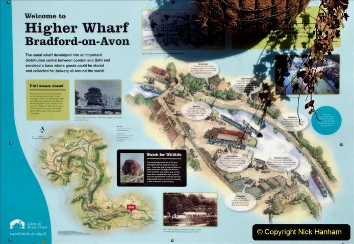 2020 02 26 The Kennet & Avon Canal Bradford on  Avon Wiltshire (1) 020