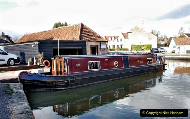 2020 02 26 The Kennet & Avon Canal Bradford on  Avon Wiltshire (10) 020