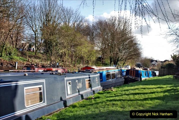 2020 02 26 The Kennet & Avon Canal Bradford on  Avon Wiltshire (11) 020