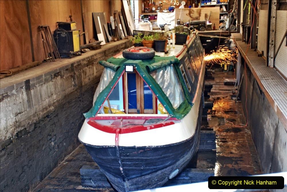 2020 02 26 The Kennet & Avon Canal Bradford on  Avon Wiltshire (14) 020
